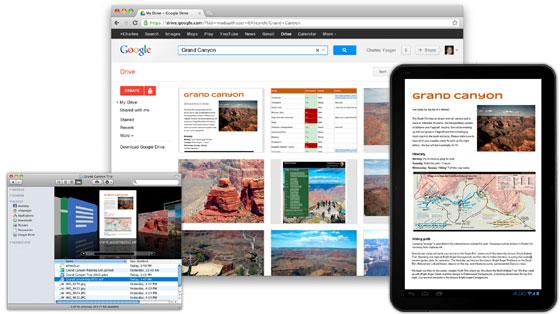 Google lanceert cloud-service Google Drive - iCreate Magazine