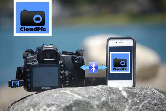 camera van een ipad