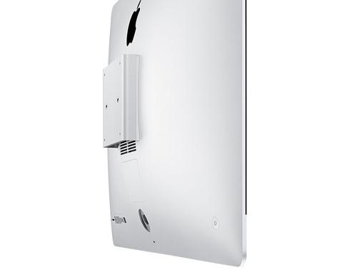 Apple introduceert iMac die je aan de muur kunt hangen