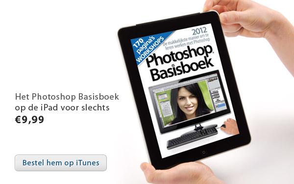 iBook Photoshop Basisboek 2012