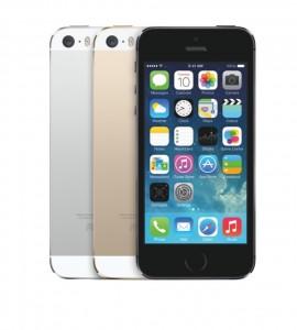 iPhone5S 3 kleuren
