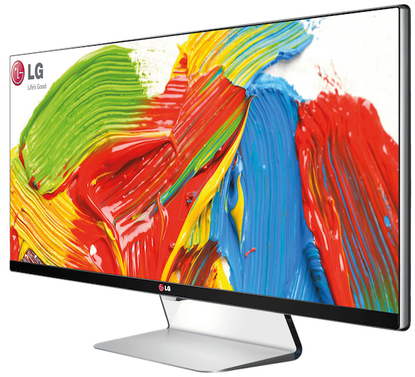 LG Ultrawide Monitor 4K