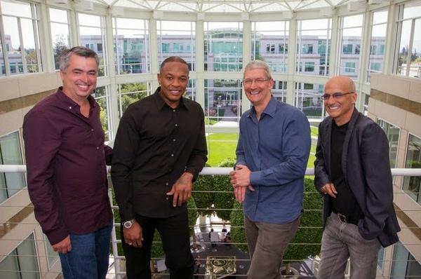 Apple en Beats