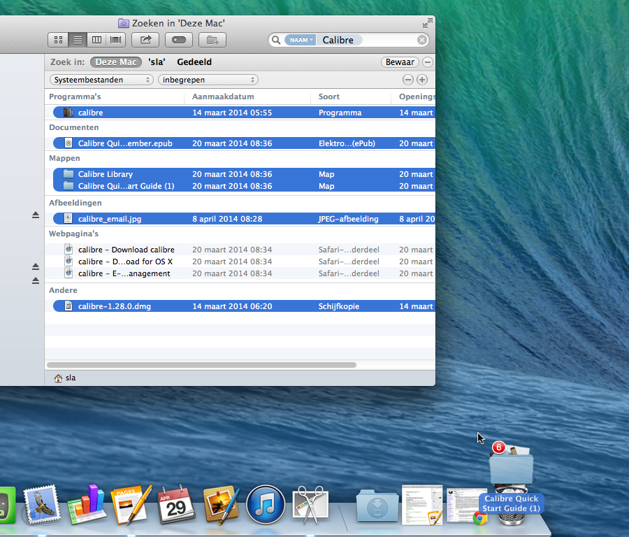 Programma's volledig verwijderen op Mac - iCreate