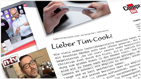 Brief aan Tim Cook