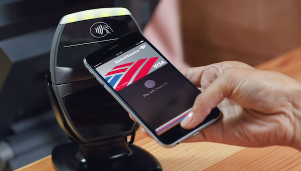 Apple Pay betaling