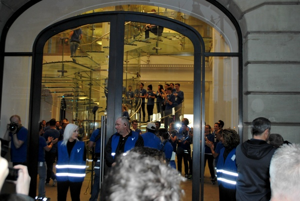 Apple Store Amsterdam iPhone 6