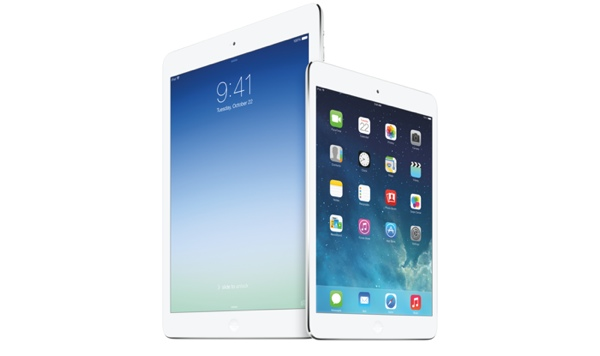 iPad Air en iPad mini