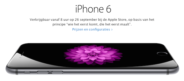 Mac - Apple (BE)
