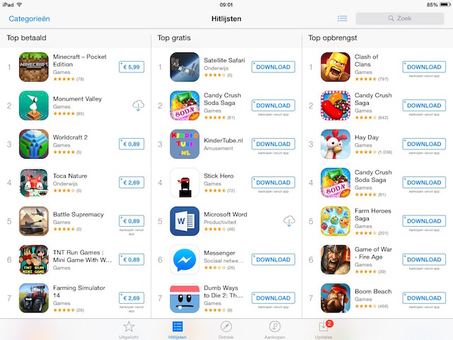 how to download apps from app store on pc