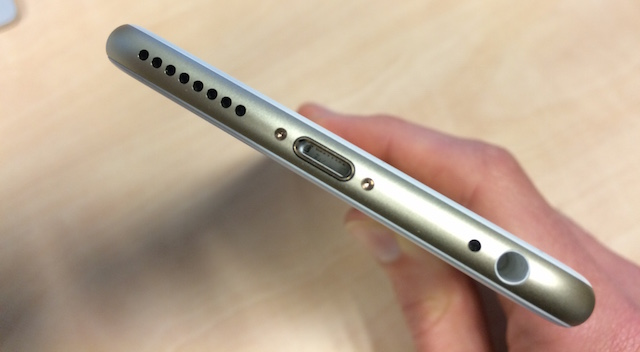 oplader iphone 6