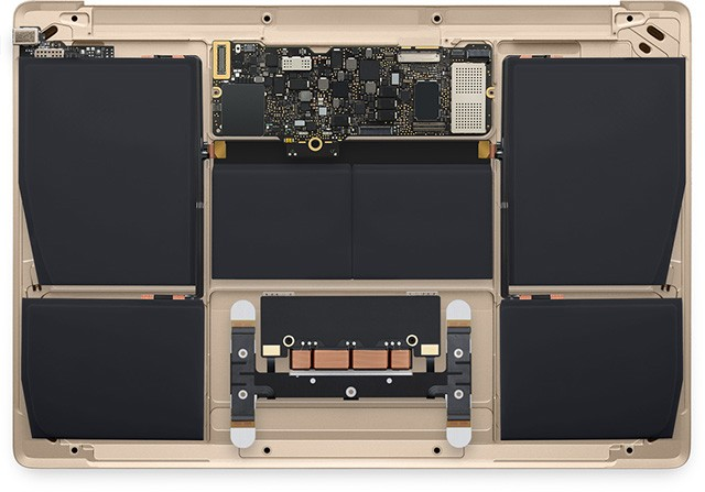 MacBook 2015 hardware