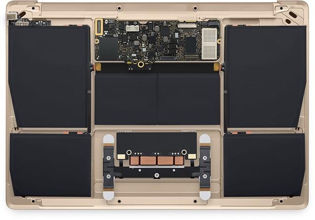 MacBook 2015 hardware