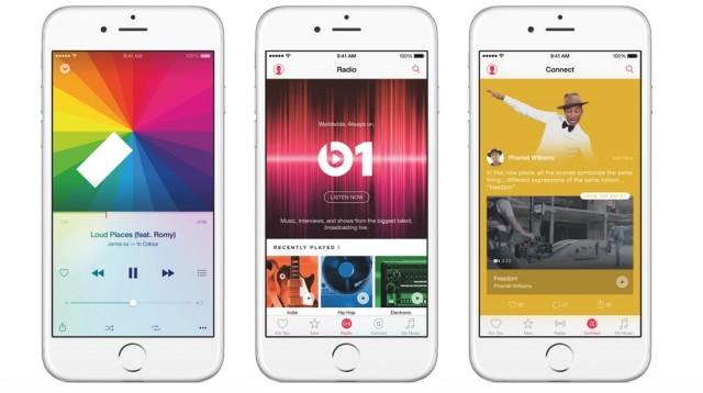 Apple Music iPhone