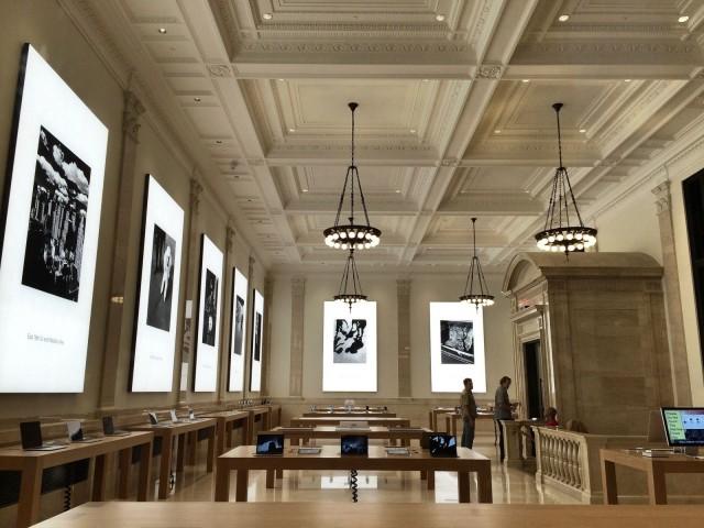 Apple Store Upper East Side