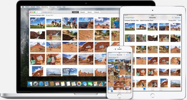 iCloud-fotobibliotheek