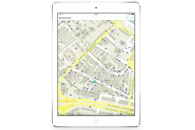 Maps.me offline kaarten