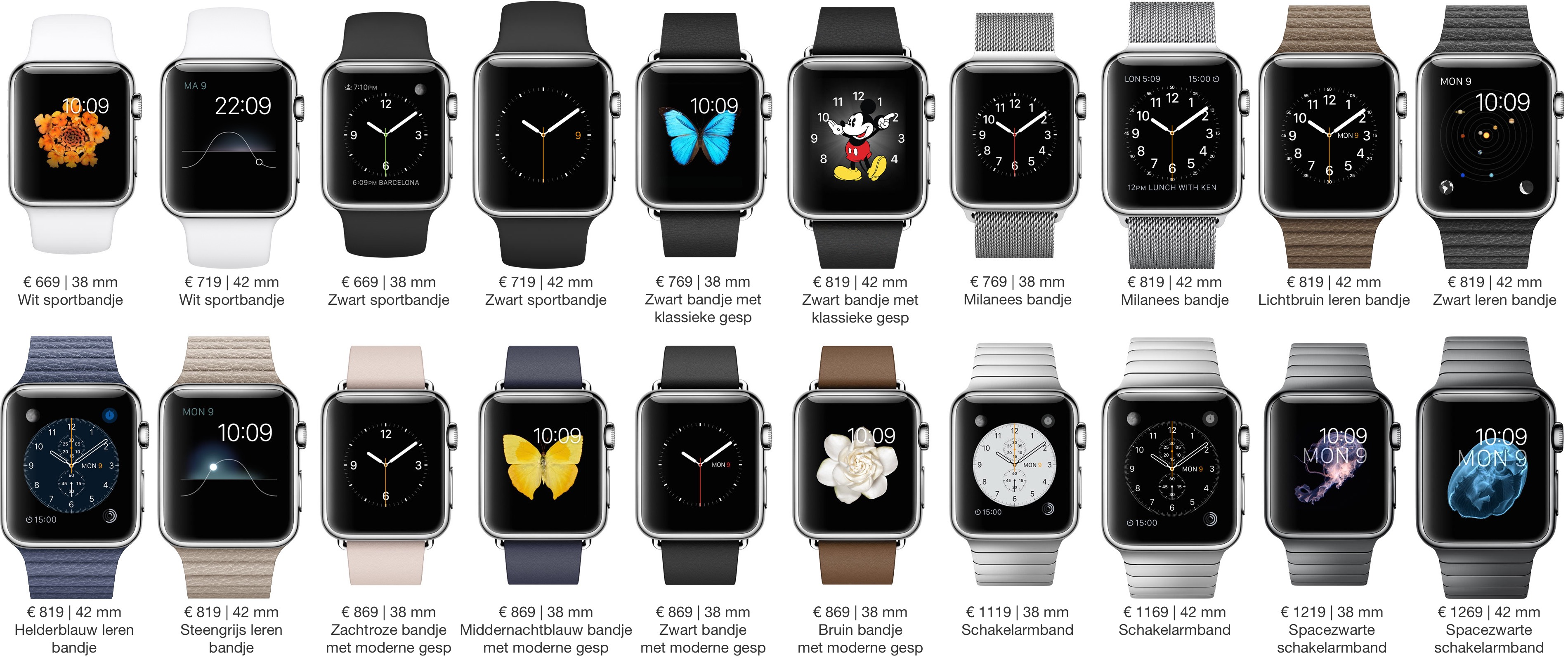 Apple Watch For Iphone