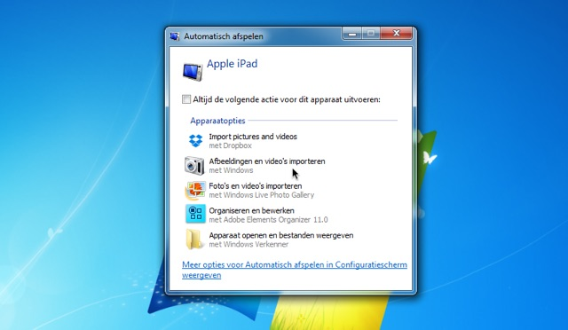 Photos from iPad to Windows