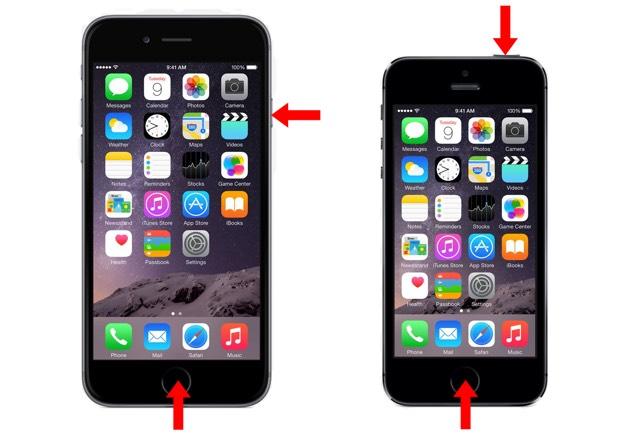 Itip Screenshot Maken Op Iphone En Ipad Ios Icreate