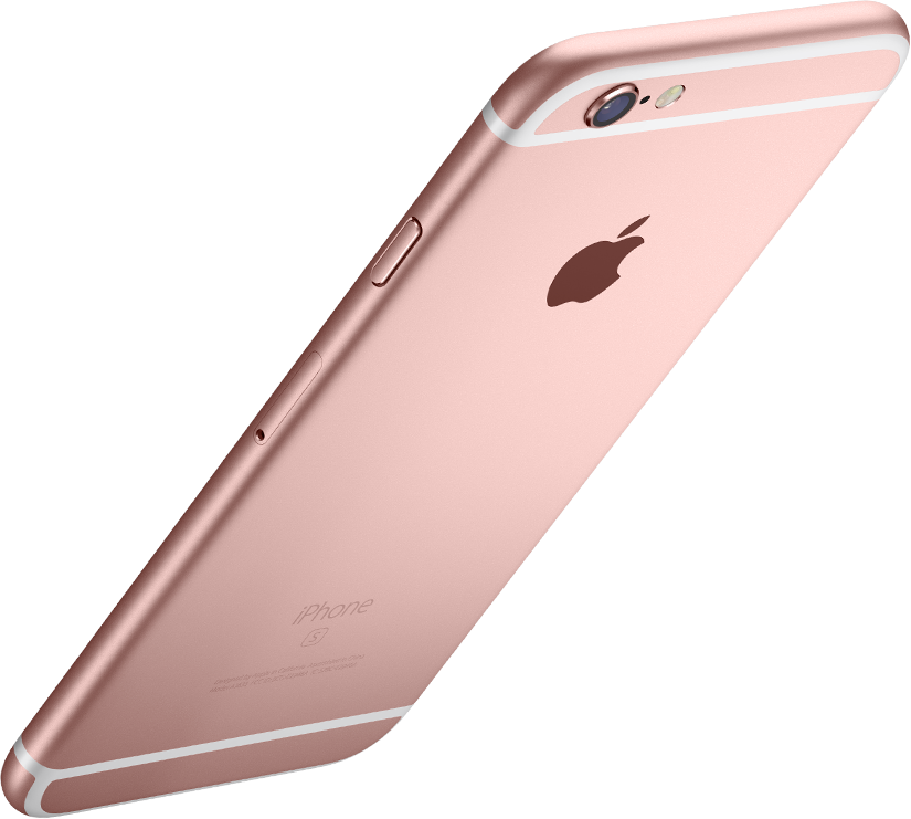 Roségoud iPhone