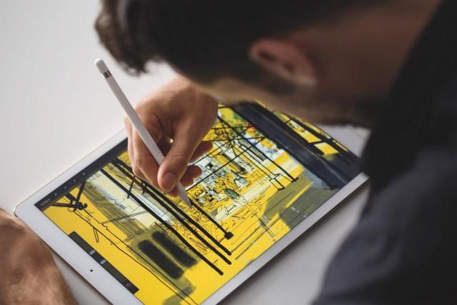 iPad Pro Pencil