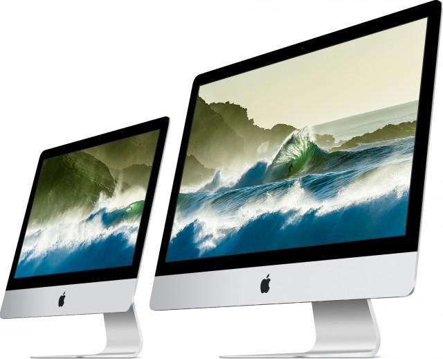4K en 5K iMac