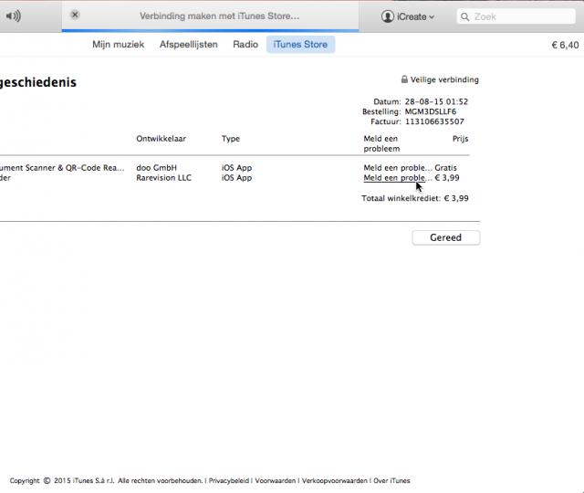 Geld terugvragen in de App Store   Pagina 2 van 3   iCreate Magazine