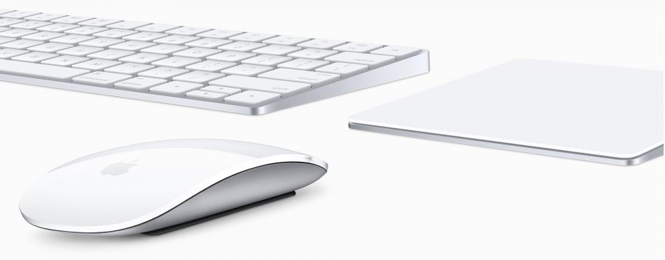 Toetsenbord muis touchscreen