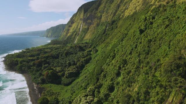 Screensaver nieuwe Apple TV: Hawaii