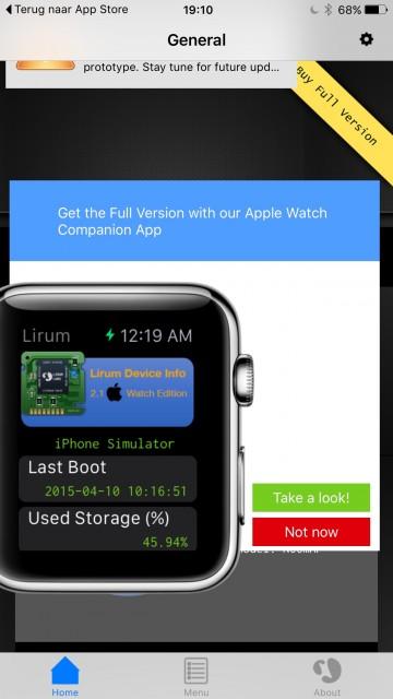Open Lirum Device Info Lite