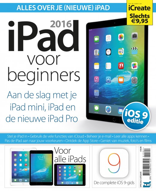 iPad for Beginners 2016 - iOS ninth edition