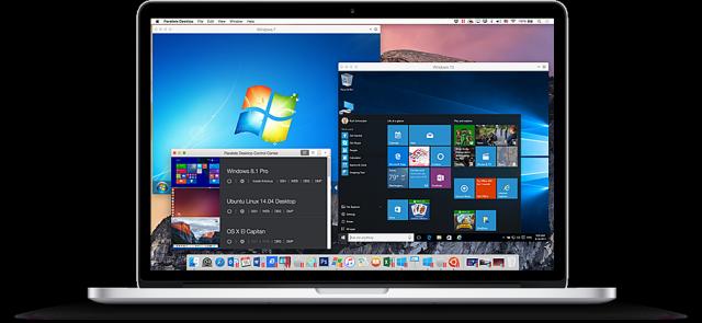Windows op je Mac met Parallels Desktop 11