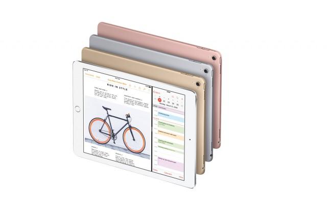 iPad Pro alle kleuren