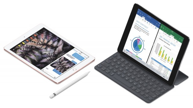 iPad Pro Apple Pencil Smart Keyboard