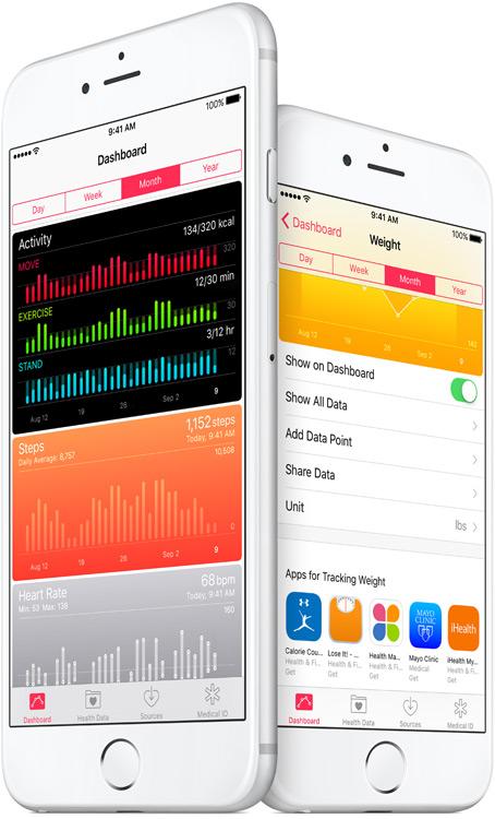 stappenteller iphone