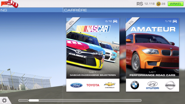 real racing 3 controller apple tv