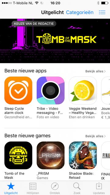 iTip App Store