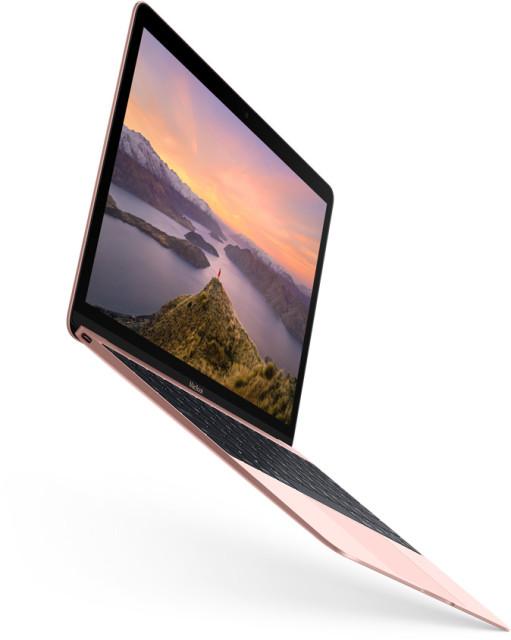 MacBook roségoud