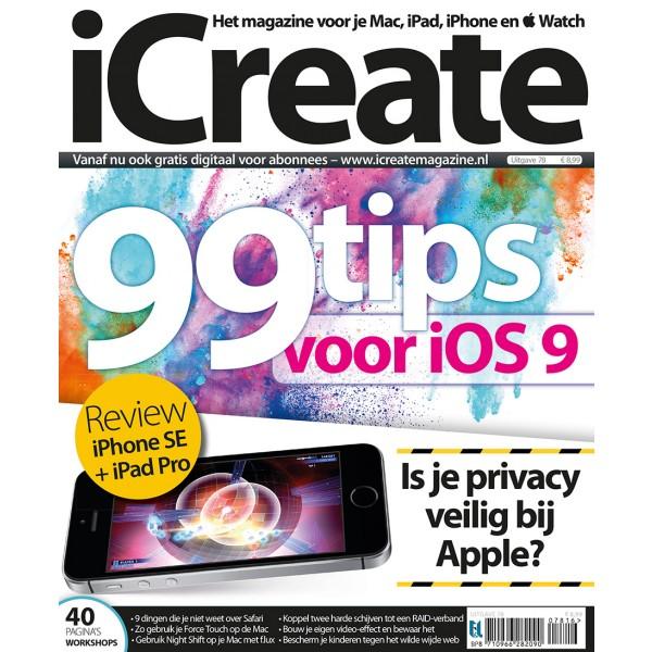 iCreate 78