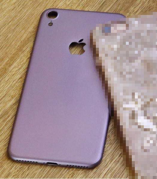 Foto's prototype iPhone 7 gelekt: '4 speakers, grotere ...