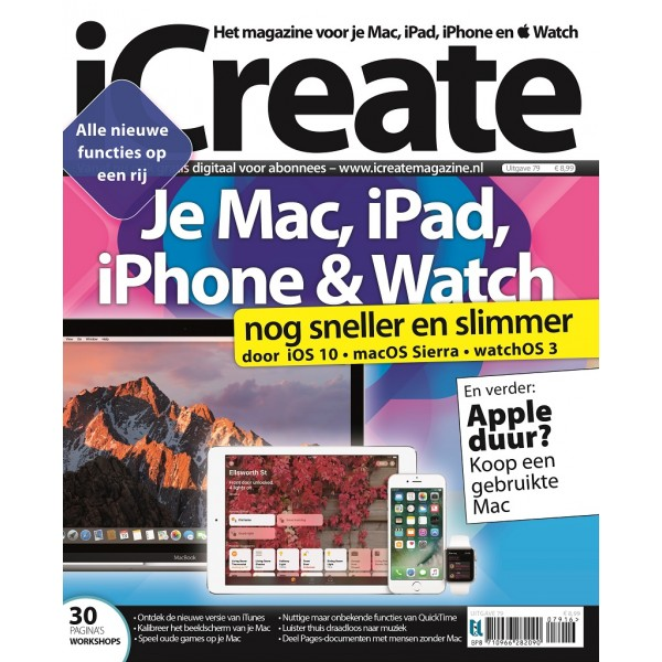iCreate 79