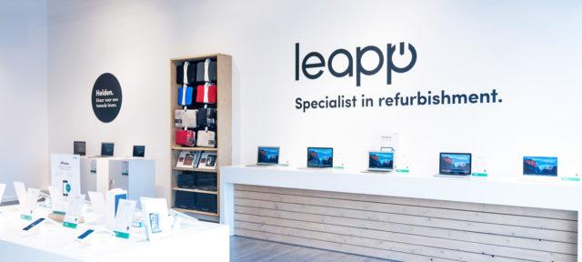 Leapp failliet verklaard