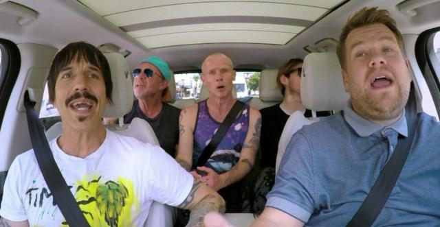 Carpool Karaoke foto