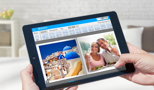 Pixum fotoboek maken met je iphone of ipad review for Badkamer ontwerpen app ipad