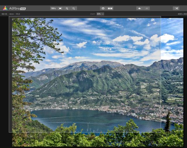HDR foto's Mac - Aurora HDR