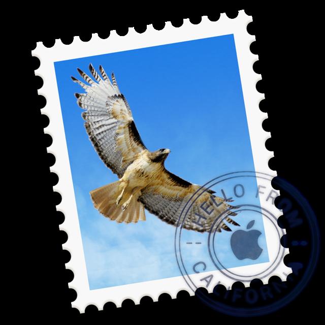 Mail logo Mac