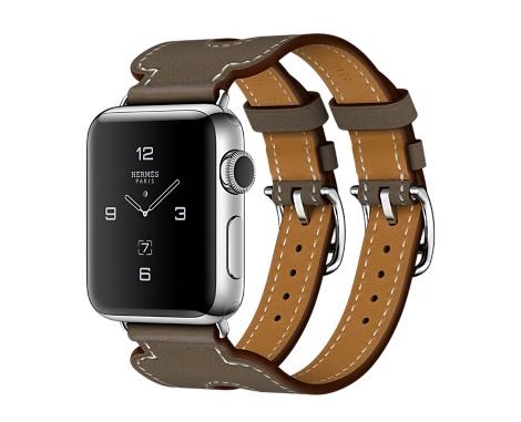 Apple Watch Hermès dubbele gesp