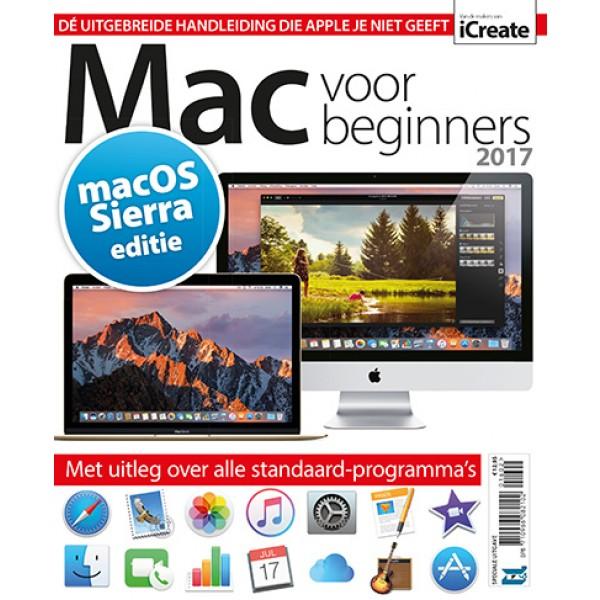 Mac voor Beginnners – editie macOS Sierra
