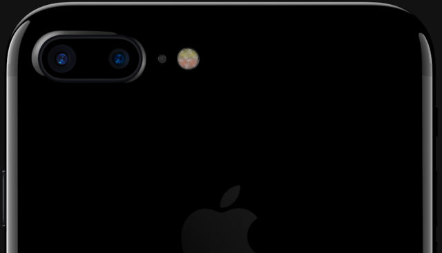 Dubbele camera iPhone 7 Plus